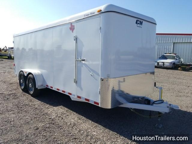 "2018 CM 20' x 6'8"" x 6'6"" BP Enclosed Cargo Trailer CM-31"