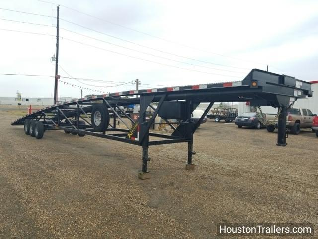 2016 Kaufman Trailers 3 Car / Racing Trailer 53' 18k CO-1025