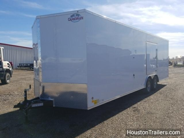 2018 Cargo Mate 24' x 8'5 Enclosed Cargo Trailer FR-47