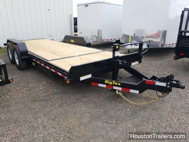 """2018 Big Tex Trailers 14TL 20' x 83"""" Utility Trailer BX-119"""
