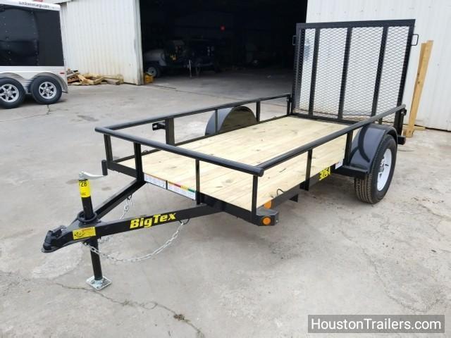 2018 Big Tex Trailers 30SA 5' x 10' Utility Trailer BX-126