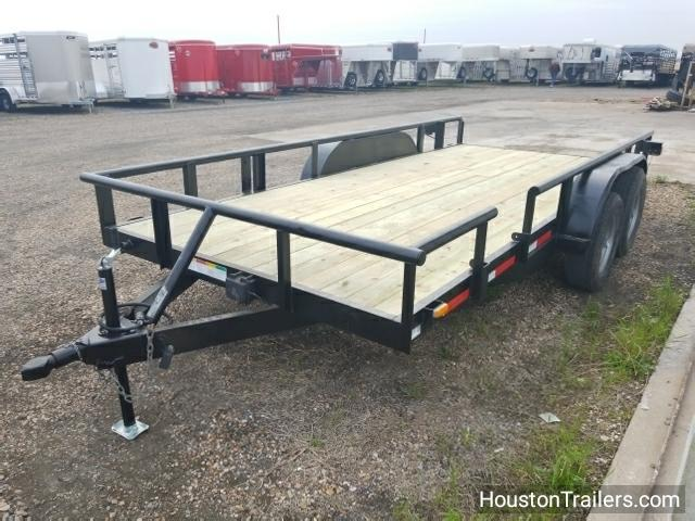 2008 Performance Trailers 16' HH 12k Utility Trailer 8040