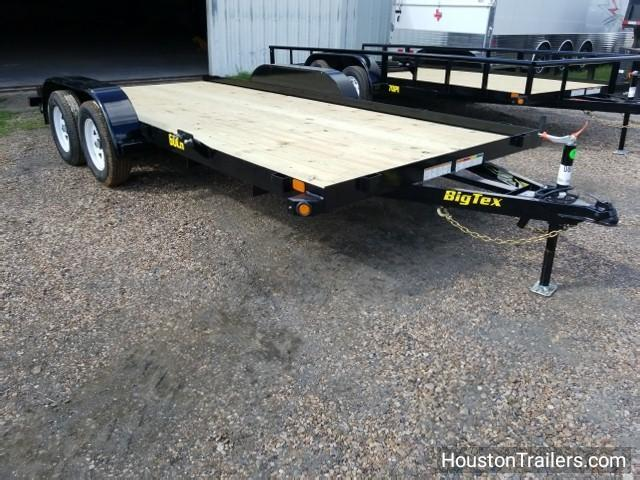"2018 Big Tex Trailers 60CH 16' X 83"" Car / Racing Trailer BX-110"