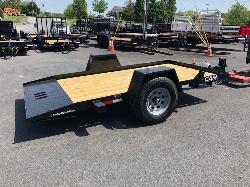 CAM 2019 3 TON  6' x 12' SINGLE AXLE TILT TRAILER