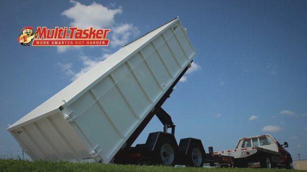 BWise 2018 Multi Tasker Detachable Roll-Off Trailer