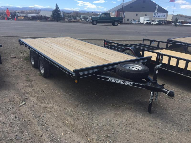 2015 Other deck over ATV Trailer
