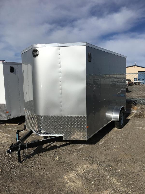 2015 Wells Cargo FT581 Cargo / Enclosed Trailer