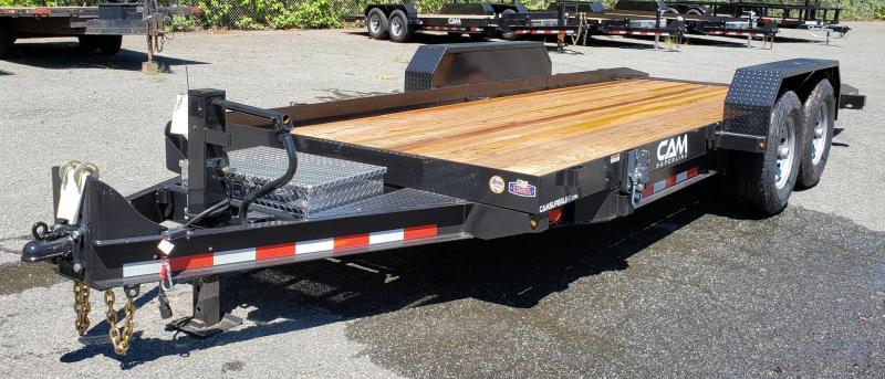 2019 Cam Superline 8.5 X 20 7 Ton Tilt Trailer Full Deck