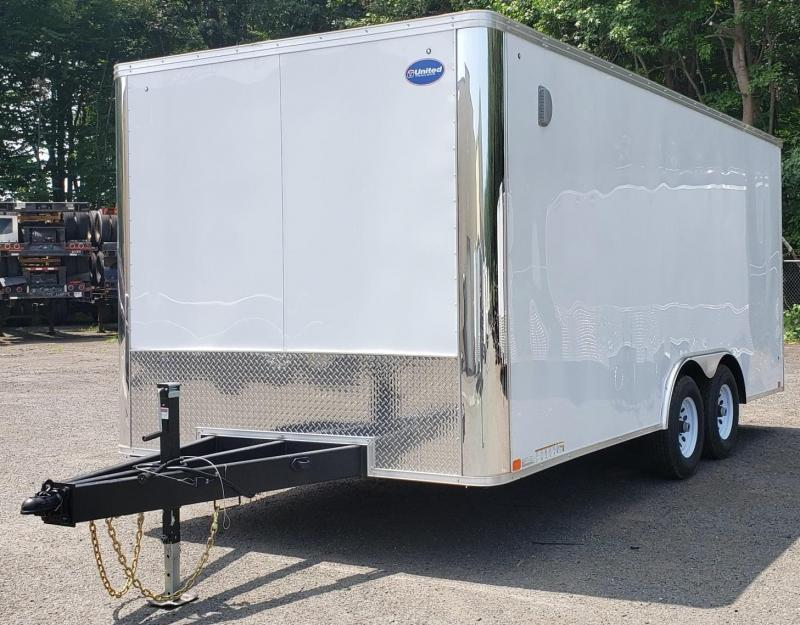 2019 United Trailers 8.5 X 18 Car / Racing Trailer