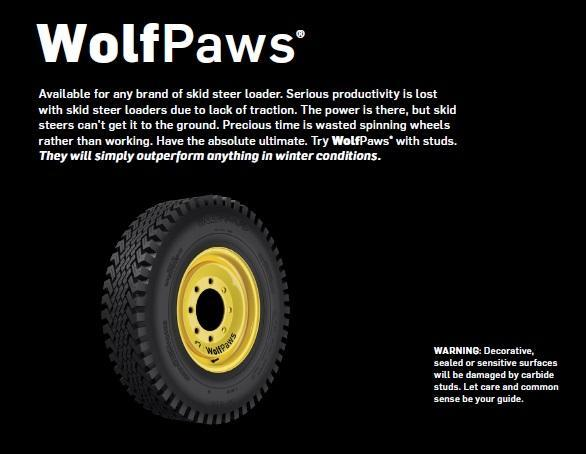 SnowWolf WolfPaws