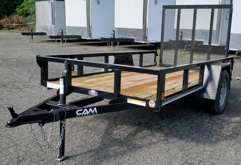 2019 Cam Superline 5 X 10 Utility Trailer