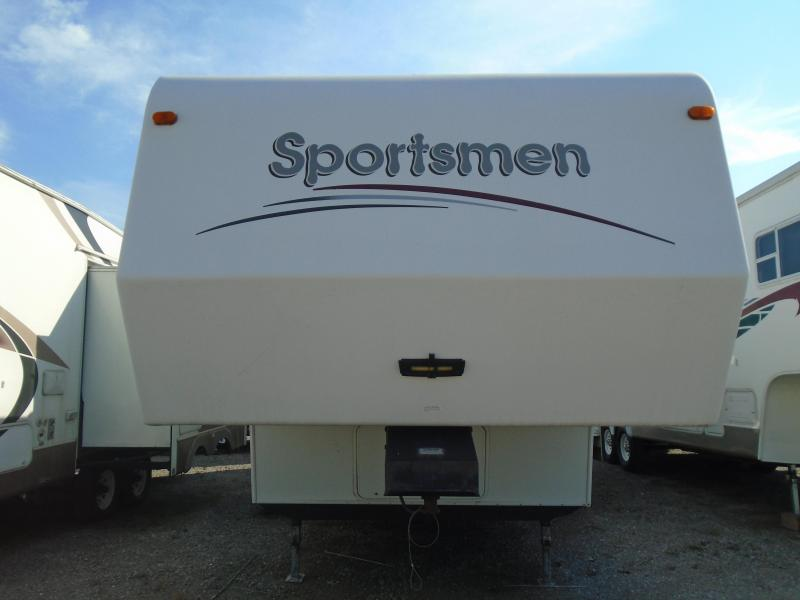 2001 KZ Cargo SPORTSMAN 5TH WHEEL Camper