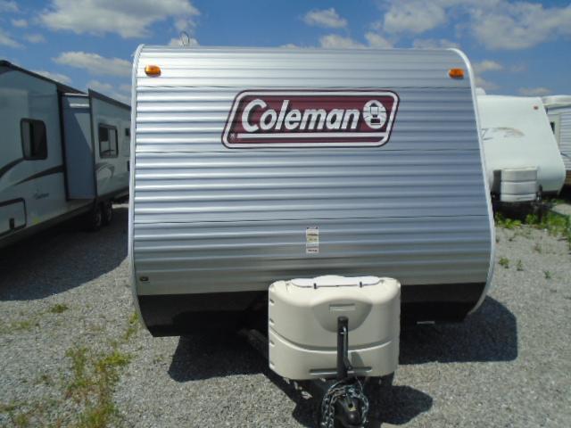 2014 COLEMAN DUTCHMAN Travel Trailer