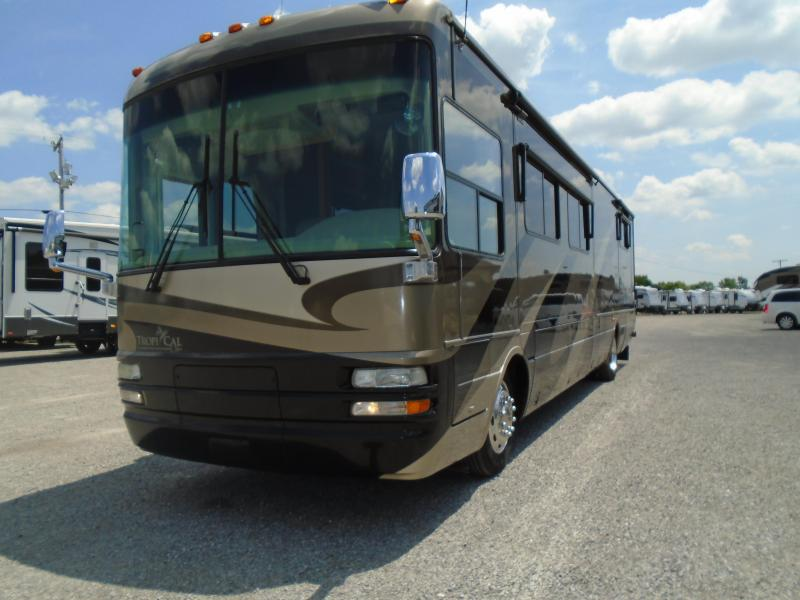 2005 National RV TROPICAL LX SUPERSLIDE Class A RV