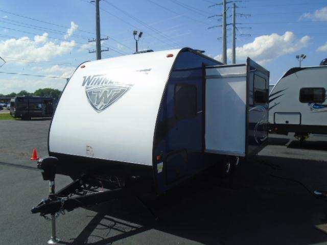 2018 Winnebago MICRO MINI Travel Trailer