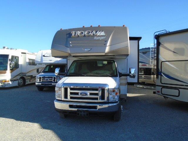 2014 Fleetwood RV TIOGA RANGER Class C RV