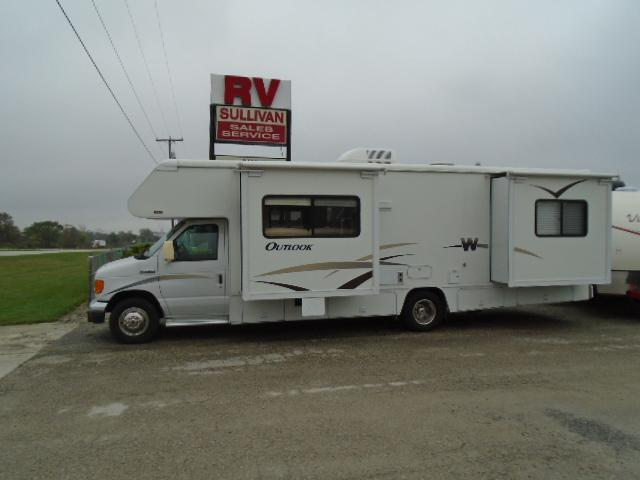 2006 Winnebago OUTLOOK Class C RV