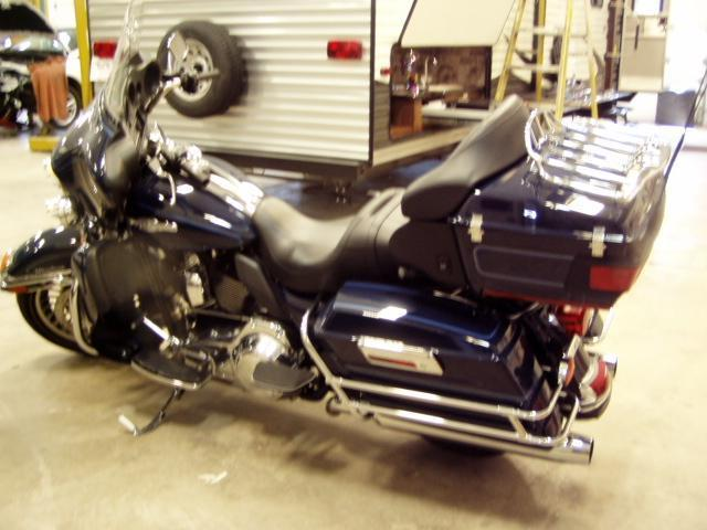 2010 Harley Davidson ULTRA CLASSIC ELECTRIC GLIDE Motorcycle