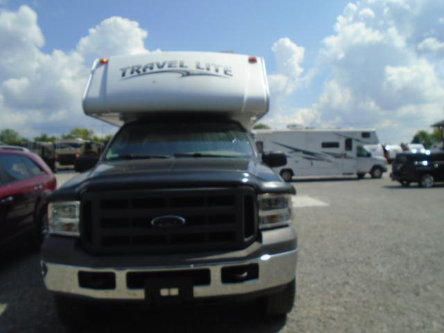 2014 Travel Lite TRAVEL LITE Truck Bed Camper