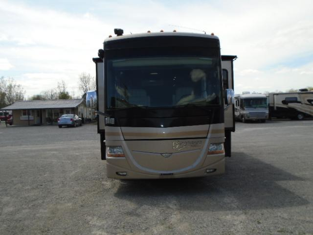 2008 Fleetwood RV DISCOVERY 40X Class A RV