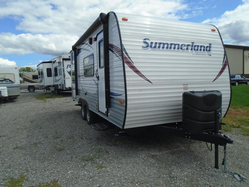 2015 Other (Not Listed) SPRINGDALE SUMMERLAND Camper