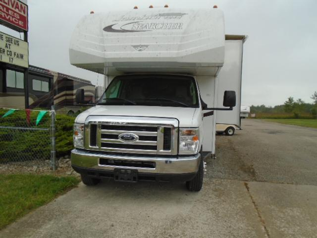 2013 Fleetwood RV JAMBOREE SEARCHER M-25K Class C RV