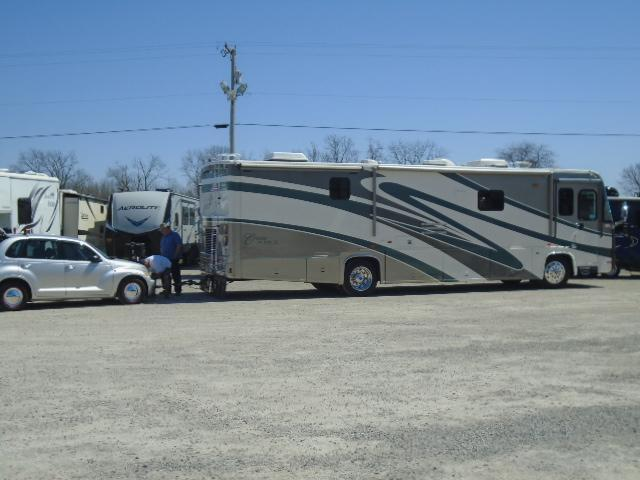 2003 Georgie Boy Manufacturing CRUISE AIR XL Class A RV