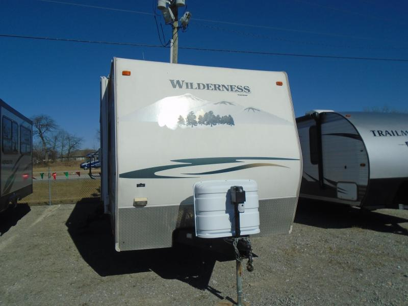 2008 Four Winds WILDERNESS 270RBS Travel Trailer