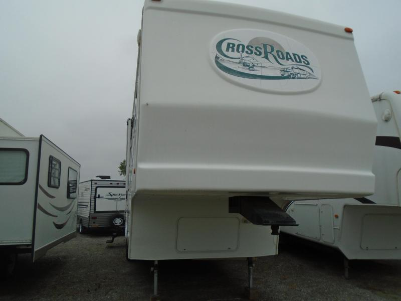 2003 CrossRoads RV PARADISE POINTE Other Trailer