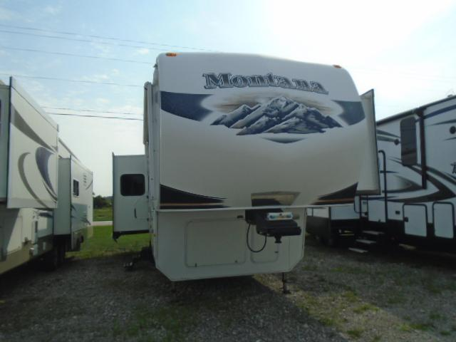 2010 Keystone RV MONTANA 3400RL Other Trailer