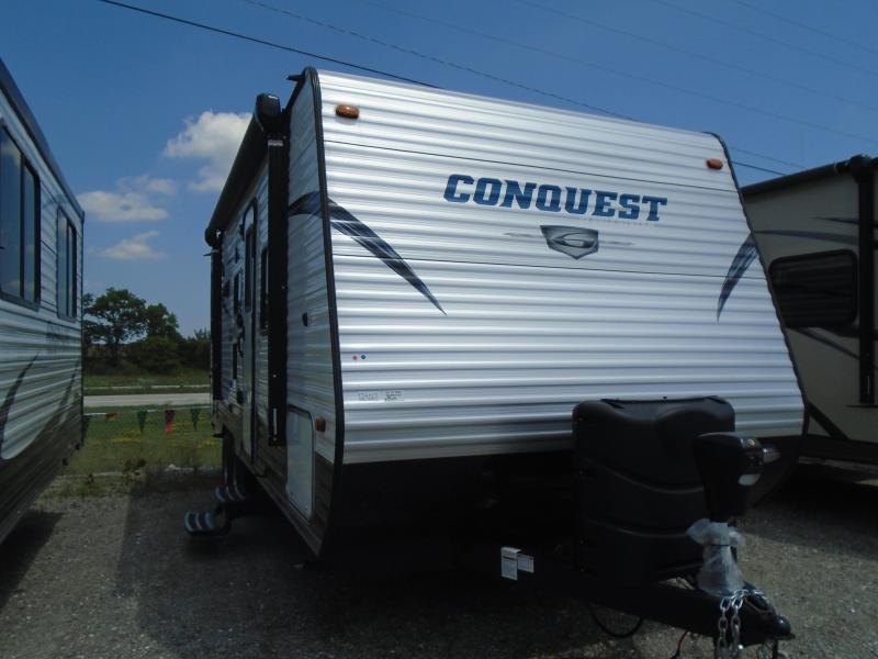 2017 Gulfstream CONQUEST Camping / RV Trailer