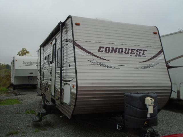 2014 Gulfstream CONQUEST Travel Trailer