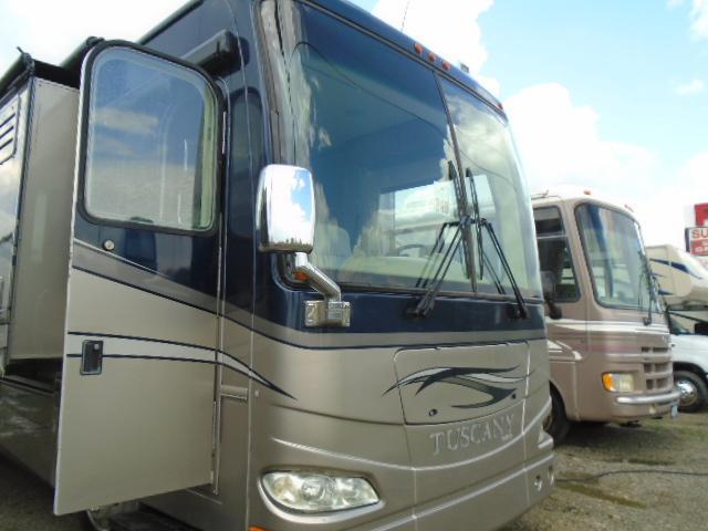 2006 Damon Corporation TUSCANY 4076 Class A RV