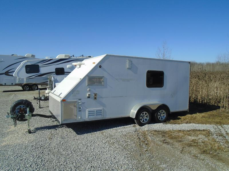 2011 Forest River Inc. TAKE IT EASY Toy Hauler