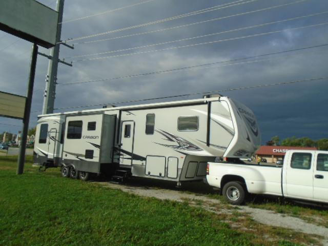 2018 Keystone RV CARBON Toy Hauler