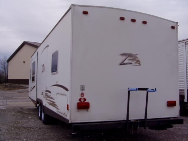 2006 Keystone RV ZEPPLIN 2 271 WITH SLIDEOUT Camping / RV Trailer