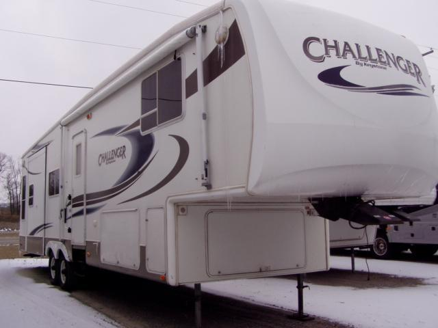 2006 Keystone RV 5TH WHEEL CHALLENGER 34TLB w/ 3 SLIDES Camping / RV Trailer