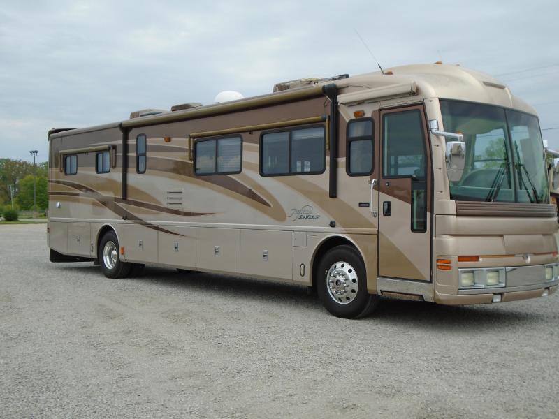2003 American Coach 40W Eagle Class A RV