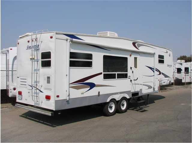 2004 Keystone Keystone RV SPRINTER 293SLS Fifth Wheel Campers RV
