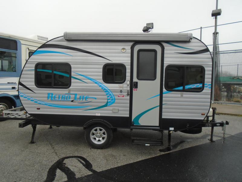 2011 Cikira RV RETRO-LITE 160FD Travel Trailer