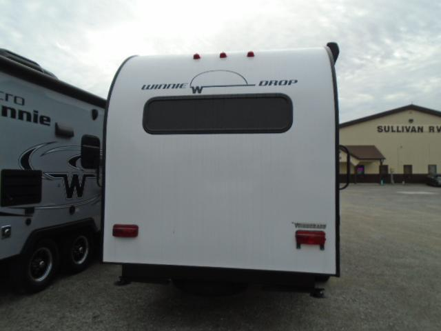 2018 USED Winnebago WINNIE DROP WD1790 - BLUE
