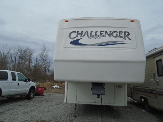 2005 Keystone RV CHALLENGER Travel Trailer 5th WHEEL