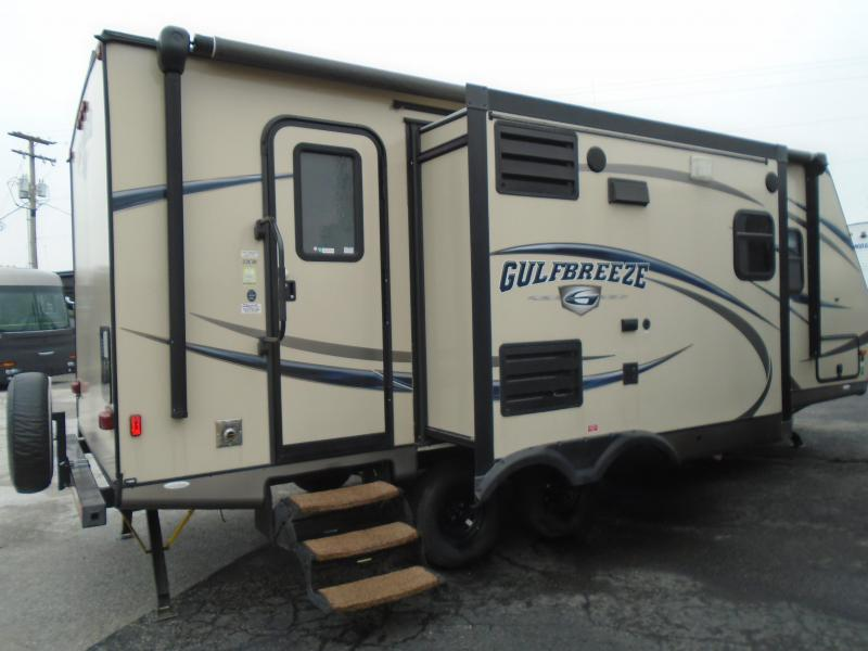 2016 Gulfstream GULF BREEZE 23CBI Travel Trailer