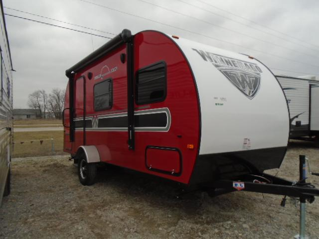2017 Winnebago MINNIE DROP WD170S Travel Trailer