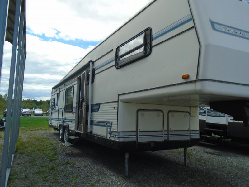 1987 Holiday Rambler PRESIDENTIAL 5TH WHEEL Camper