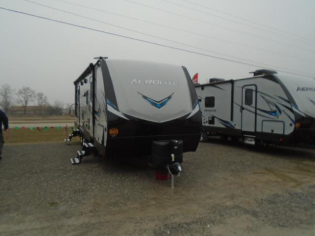 2018 Dutchmen Manufacturing AEROLITE 2843BH Travel Trailer