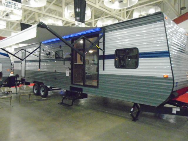 2019 Gulfstream CONQUEST 36FRSG Travel Trailer