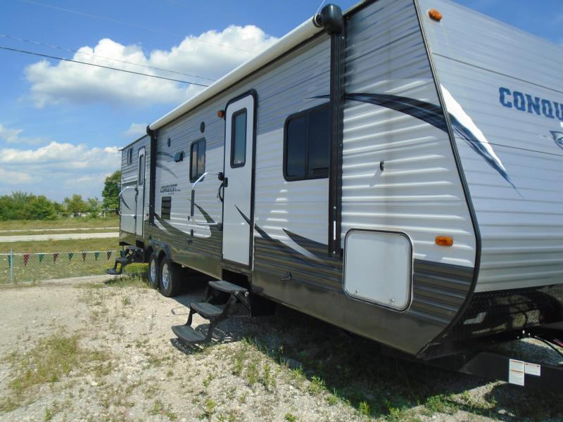2016 Gulfstream CONQUEST BH Camping / RV Trailer