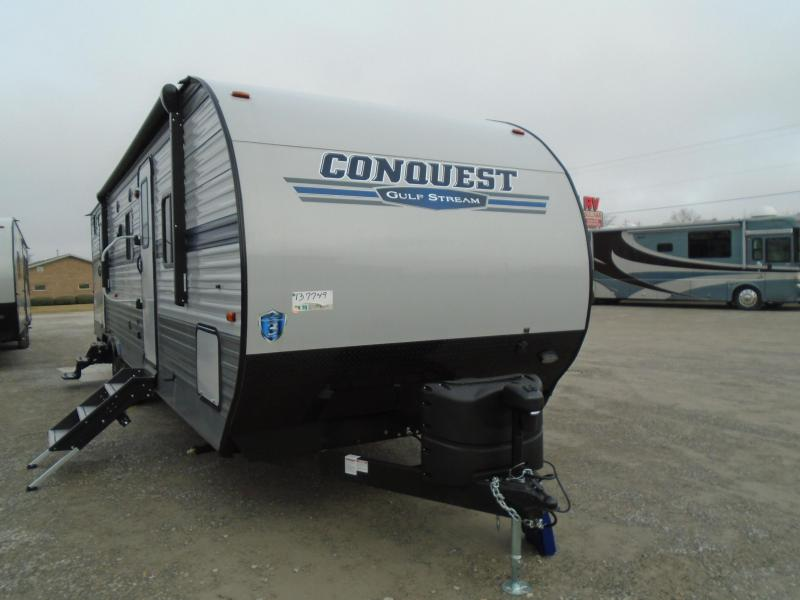 2020 Gulf Stream Conquest 323TBR Travel Trailer RV