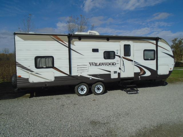 2016 Forest River Inc. WILDWOOD Travel Trailer